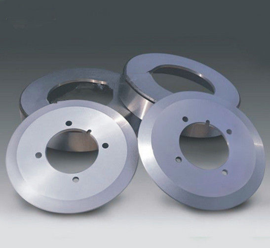 carbide textile machinery spare parts circular paper cutting